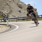 James competing in the Maratona dles Dolomites 2013