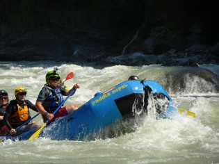 Live the Adventure International River Guide Training course, Nepal 2013