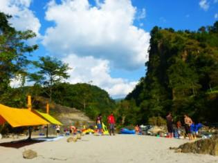Live the Adventure IRGT camp, Nepal, 2103