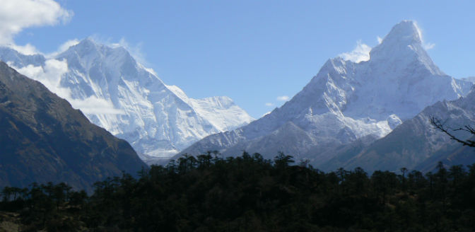Everest base camp trip image